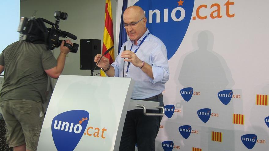"""Duran acusa al PP de hacer """"el juego"""" al independentismo"""