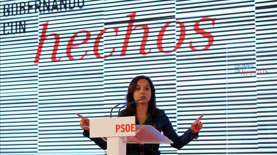 """Sara Hernández: Con el PSOE en la Presidencia de la FEMP """"empieza el cambio"""""""