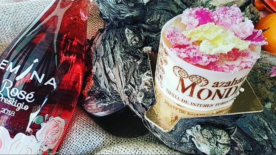 'Azahar de Mondas' gusta a los bodegueros para maridar con algunos de sus caldos