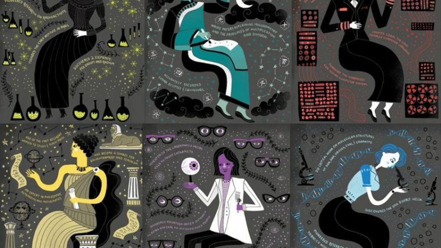 Las mujeres y su papel en la ciencia