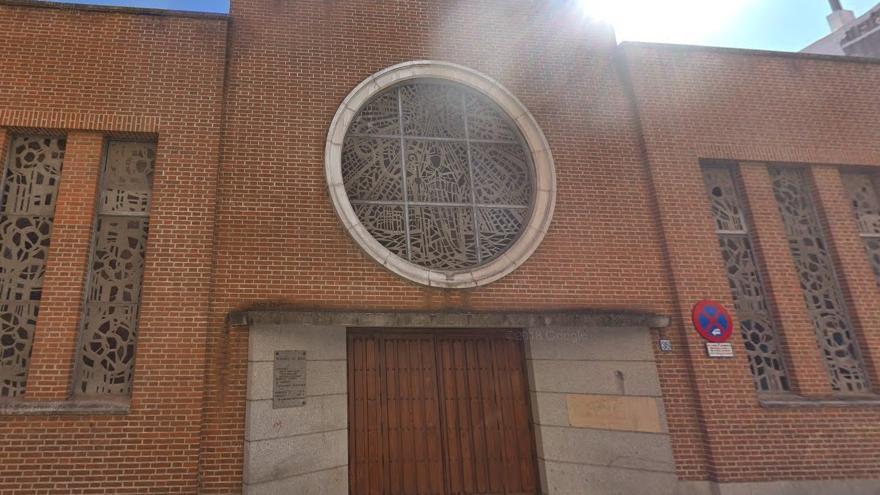 Parroquia San Ildefonso de Talavera de la Reina