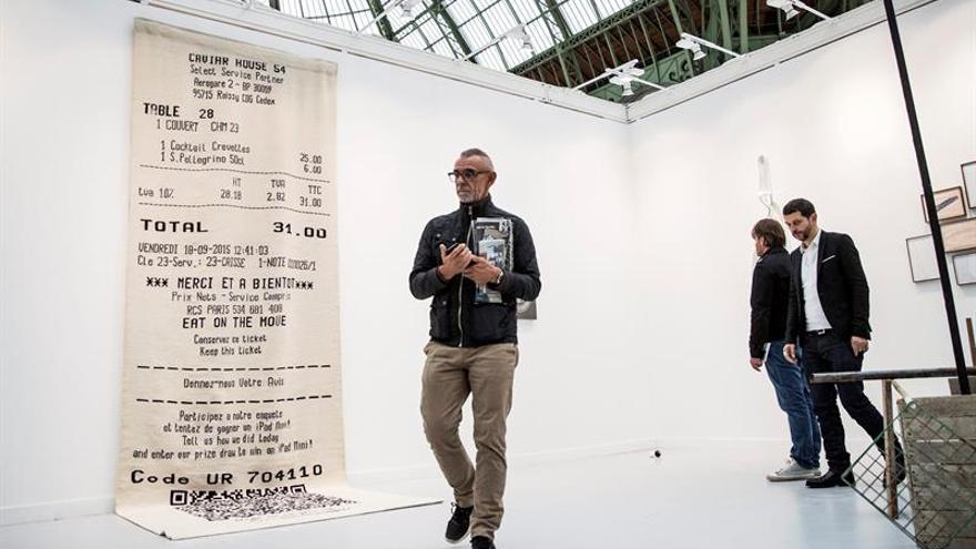 La 43 Fiac celebra en París el arte y su mercado