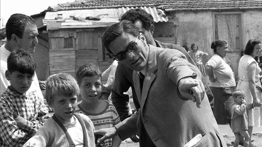 """""""Pasolini, la verdad oculta"""" se proyecta hoy en la Filmoteca Española en Madrid"""