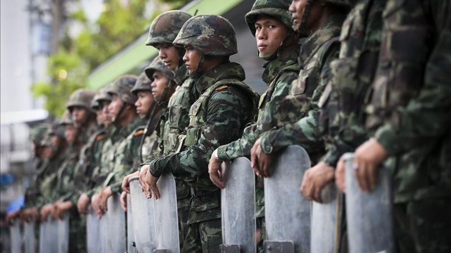Tailandia ordena el arresto de dos estadounidense por robo de restos humanos