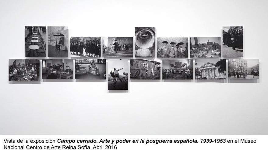 Campo cerrado. Arte y poder en la posguerra española. 1939-1953, Museo Nacional Centro de Arte Reina Sofía