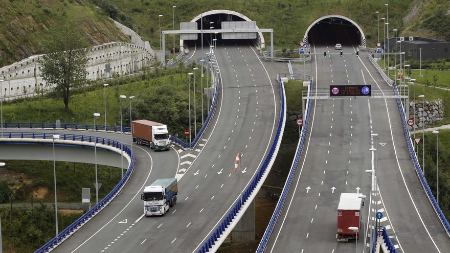 Un enlace de la 'Supersur' de Bilbao. /EDN.