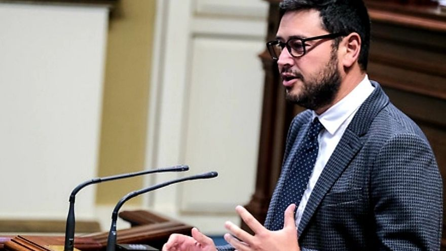 Jacob Qadri, diputado por La Palma del PP en el Parlamento de Canarias.