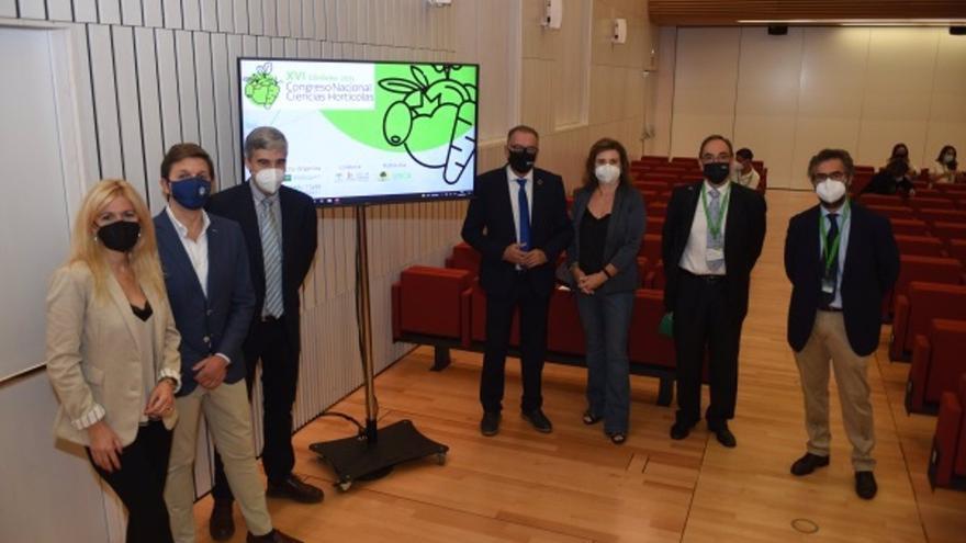 Más de 230 expertos participan en el XVI Congreso Nacional de Ciencias Hortícolas