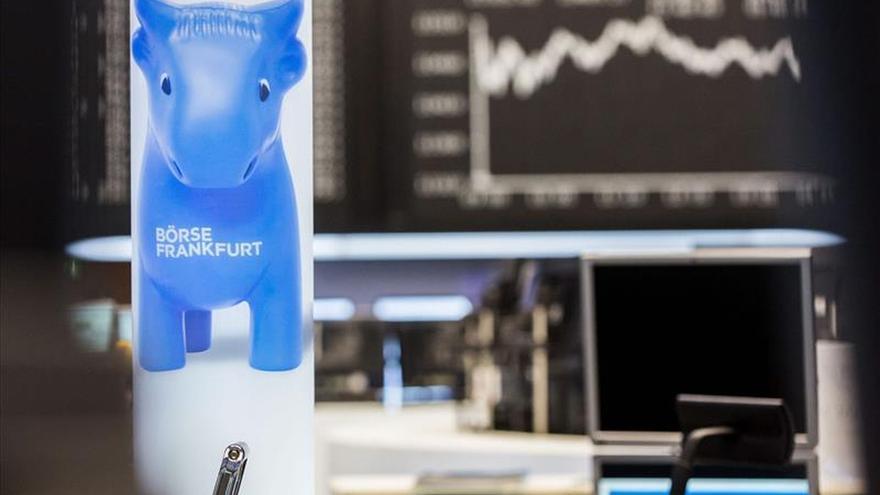 El DAX 30 alemán sube un 0,72 % en la apertura, hasta los 11.534,50 puntos