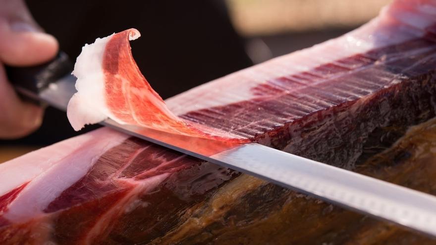 Usuarios del portal 'Cocinatis' consideran al jamón de Jabugo el mejor plato de España