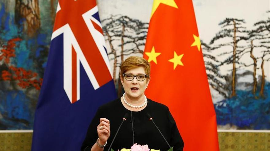 Australia se une a la condena internacional contra China por ciberpiratería