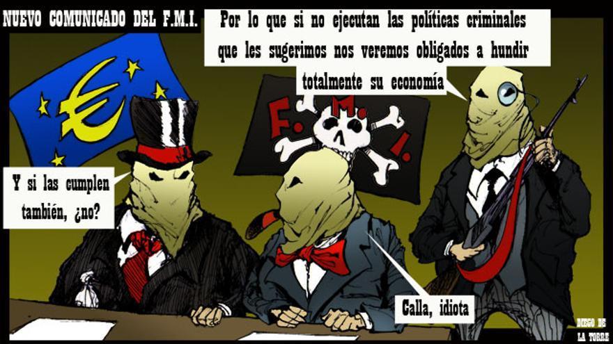Comunicado del FMI
