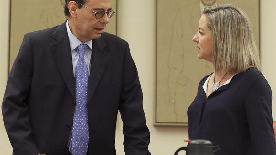 Caruana cree que el Banco de España actuó pero que no podía evitar la crisis
