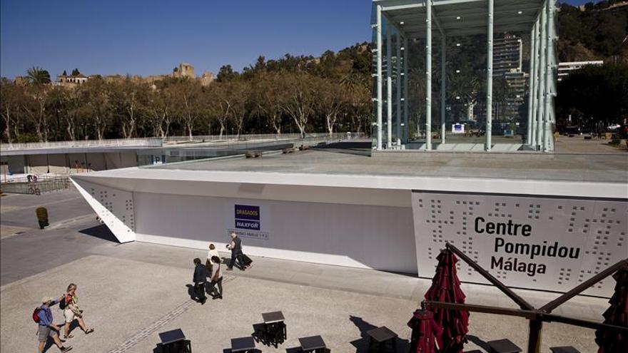 Rajoy inaugurará mañana el Centro Pompidou de Málaga