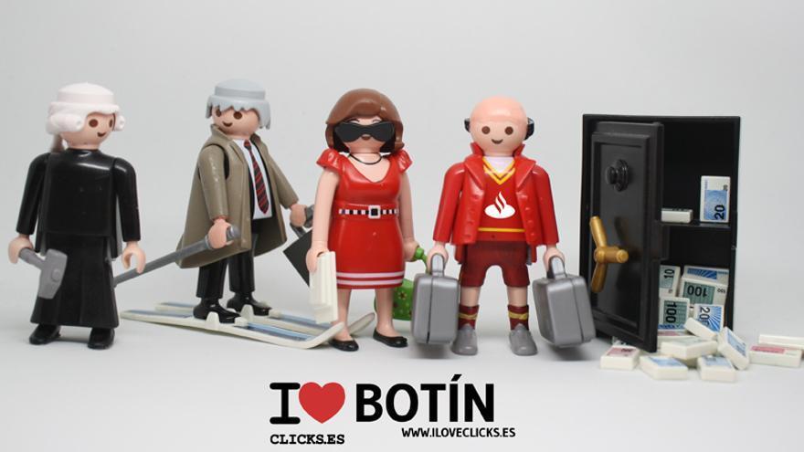I love Botín