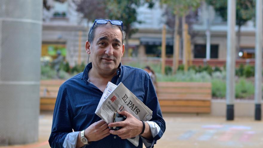 Josep Burgaya (Imagen: Rudi Sebastian | Getty Images, cedida por editorial Planeta)