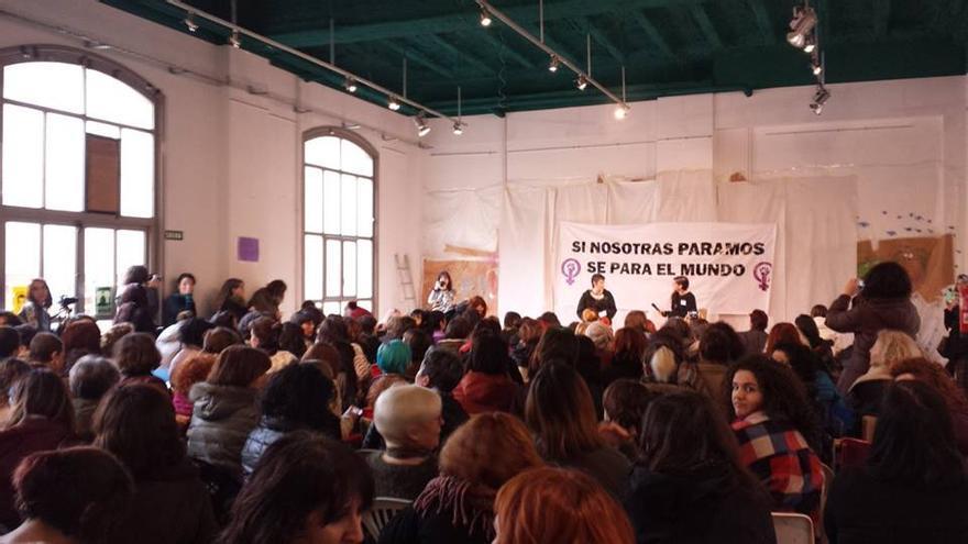 Más de 400 activistas se han reunido este fin de semana en Zaragoza.