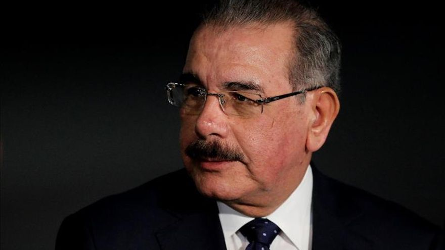 El presidente dominicano felicita a Macri por su victoria