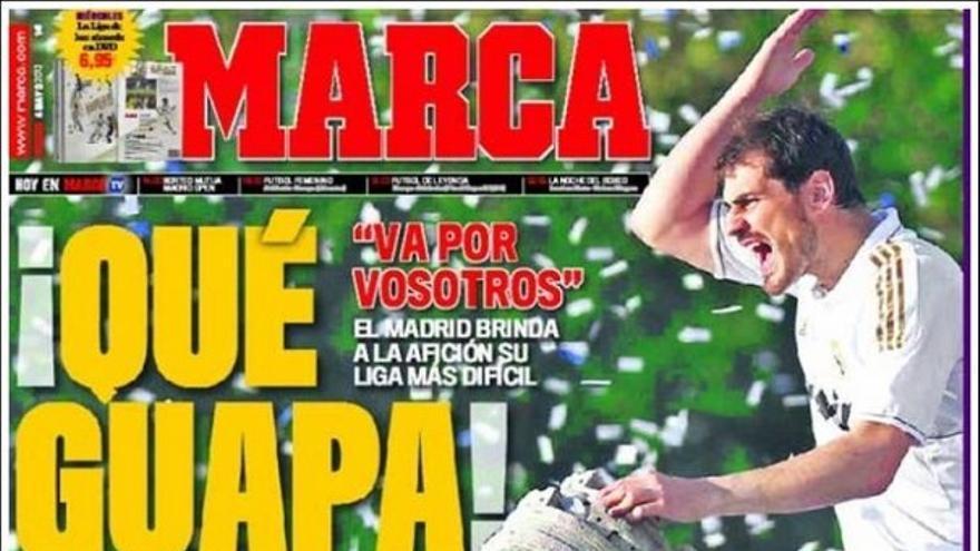 De las portadas del día (04/05/2012) #12