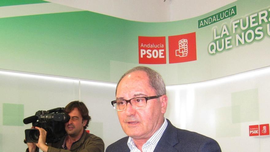 PSOE-A recalca que no es necesaria comisión de investigación sobre formación y cree que IU-CA se tiene que clarificar
