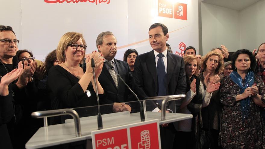 Maru Menéndez deja su acta de diputada en la Asamblea de Madrid