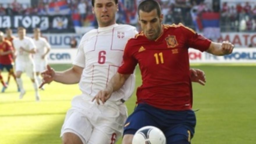 Álvaro Negredo Con La Selección Española
