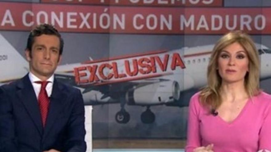 Polémica exclusiva política de Antena 3 Noticias con premonición: 'Nos van a dar pero bien'