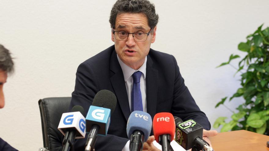 Tomás Fernández-Couto, director de la política forestal de la Xunta durante 17 de los últimos 21 años
