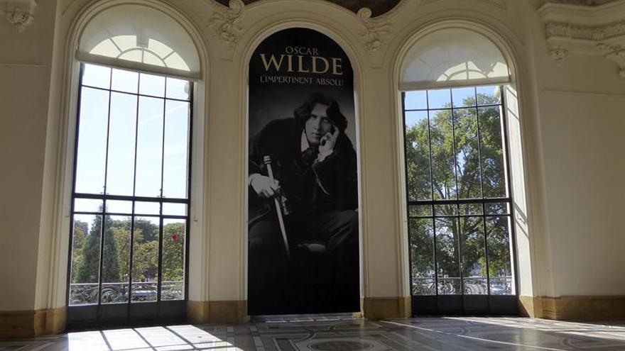 """El """"maldito"""" Oscar Wilde renace en París"""