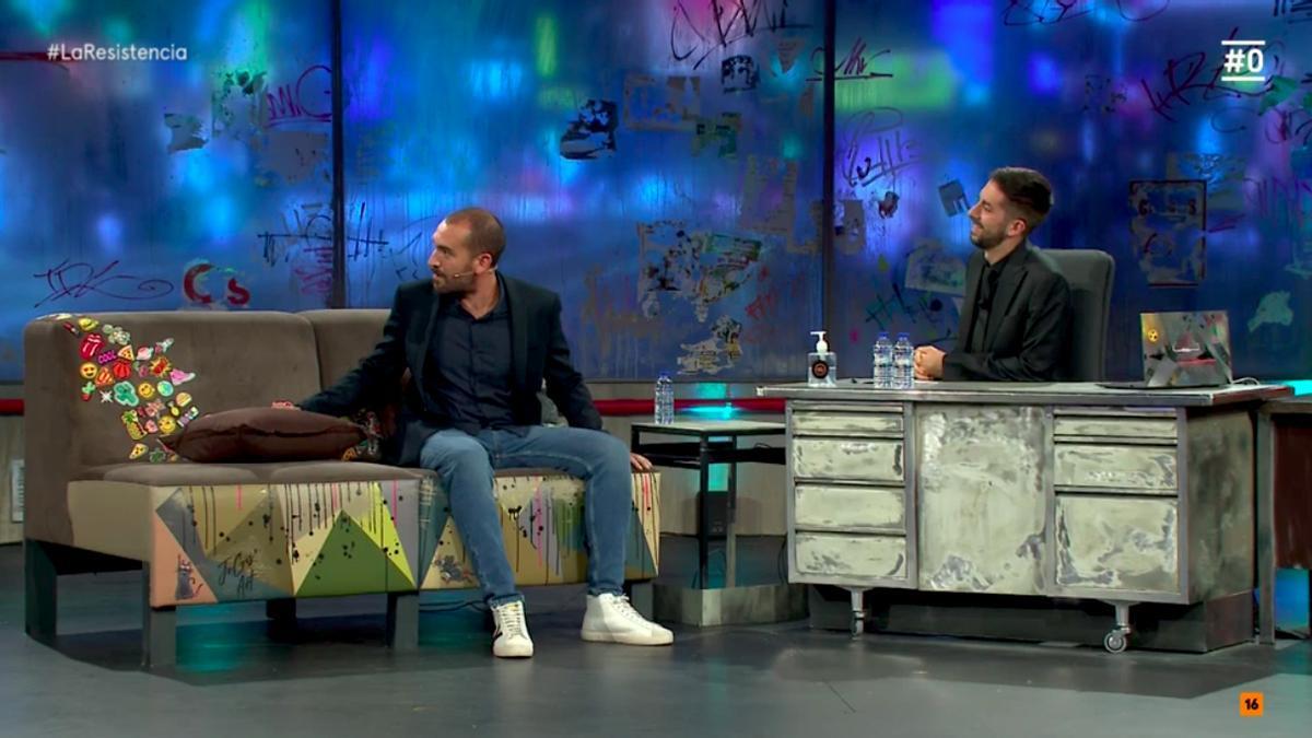 Jorge Ponce y Broncano, en 'La Resistencia'