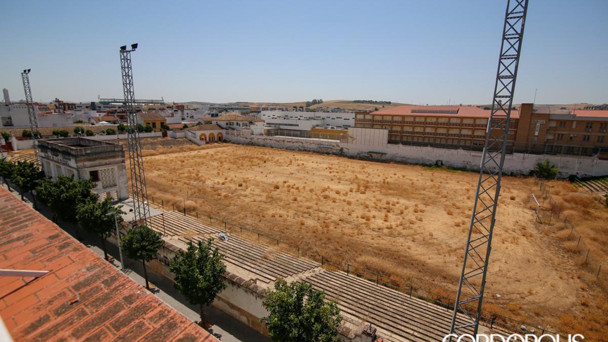 El estadio de San Eulogio pasa a manos del Ayuntamiento