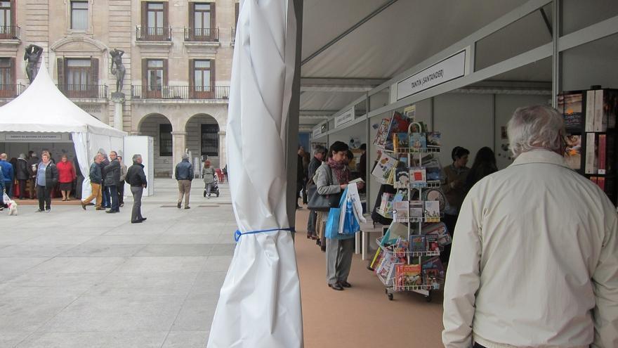 Care Santos, Kirmen Uribe y Gonzalo Giner participarán en la Feria del Libro de Santander y Cantabria