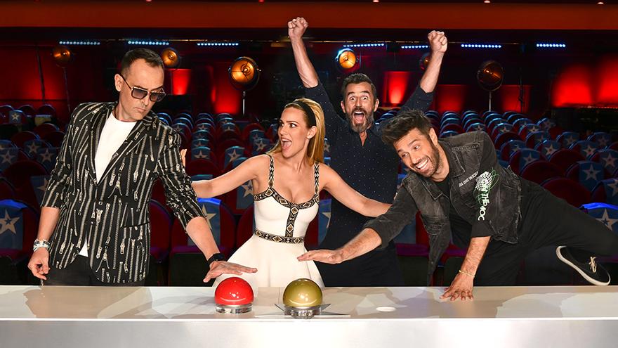 "'Got Talent 6' llega a Telecinco: ""No hay ningún programa que tenga un talento de este nivel"""