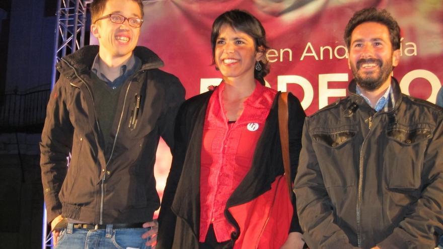 """Moscoso (Podemos) pide a Pablo Iglesias que """"sea generoso"""" y que el candidato por Córdoba sea cordobés"""