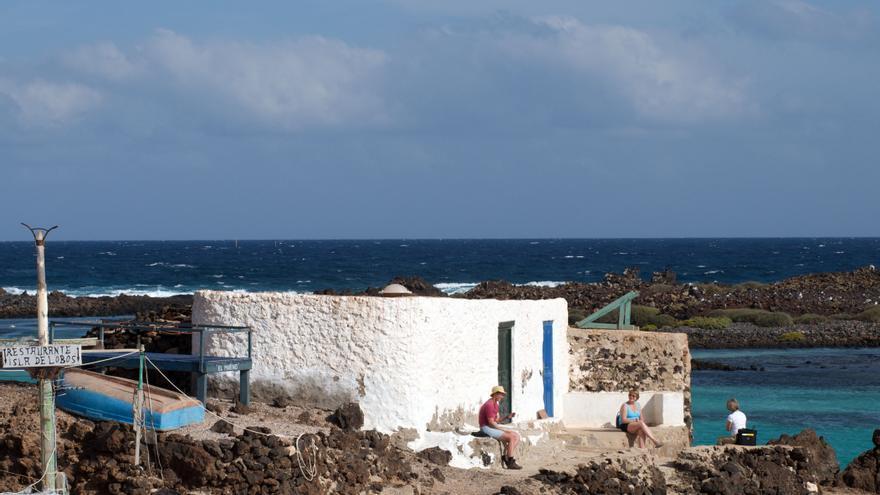 Isla de Lobos. (CARLOS DE SAA)
