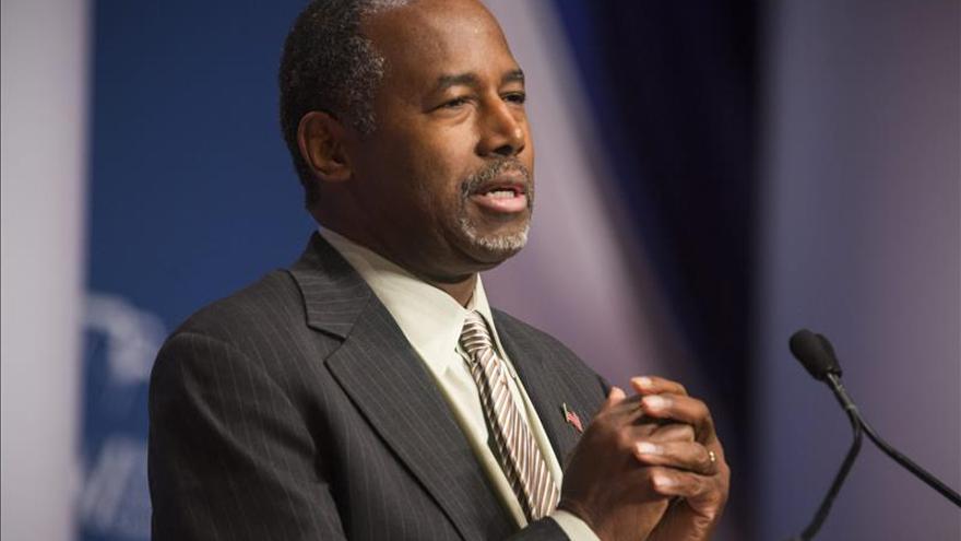 Carson se suma a Trump y amenaza con abandonar el Partido Republicano