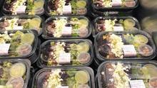Ensaladas envasadas: ¿comida sana para el precariado?