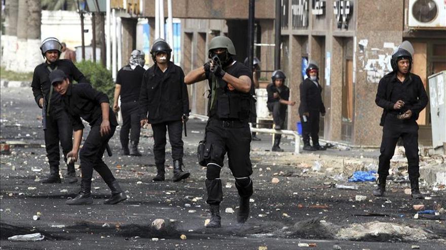 Egipto redobla su despliegue en el Sinaí ante una posible acción para liberar a los rehenes