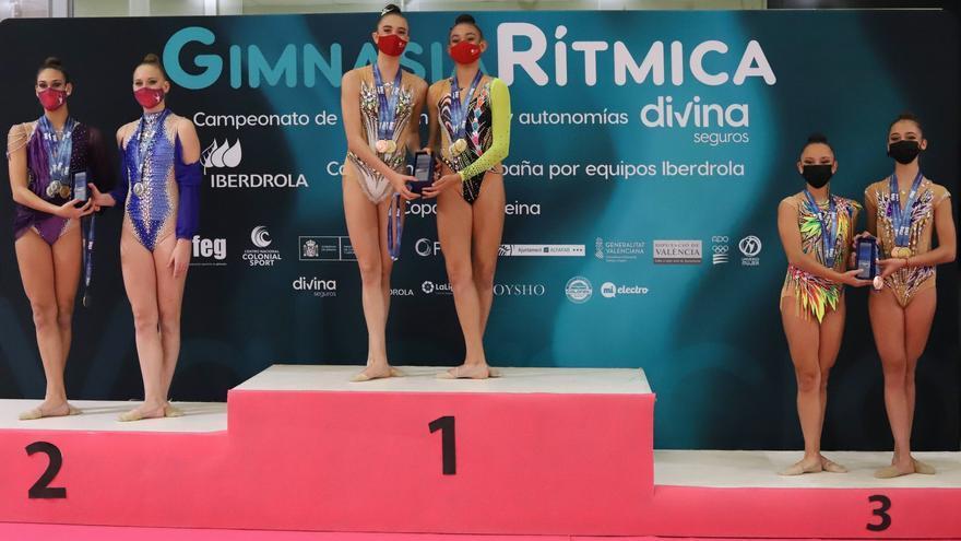Oro para el Batistana Júnior en el Campeonato de España