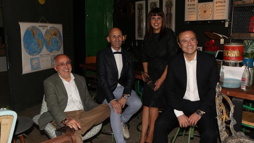 Inauguración de la cuarta edición de 'Fashion & Friends'. (ALEJANDRO RAMOS)