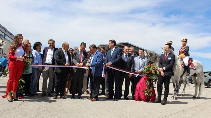 Inauguración de Expovicaman