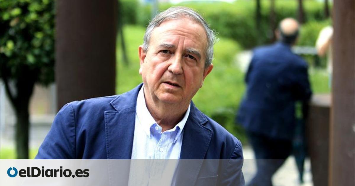 """Iñaki Anasagasti: """"Tenemos un poder judicial monárquico y de derechas que no va a hacer nada contra Juan Carlos I"""""""