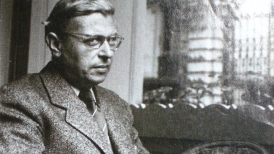 Jean-Paul Sartre dio lugar a todo tipo de habladurías al rechazar el Nobel