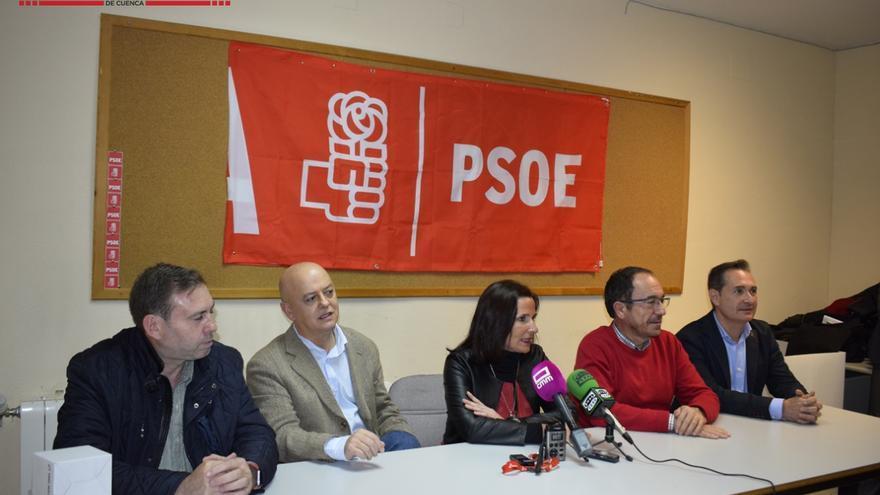 Acto de Odón Elorza en Cuenca / Las Noticias de Cuenca
