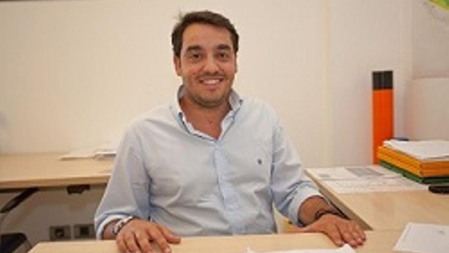 Antonio Rocha Quintero, concejal de Urbanismo.