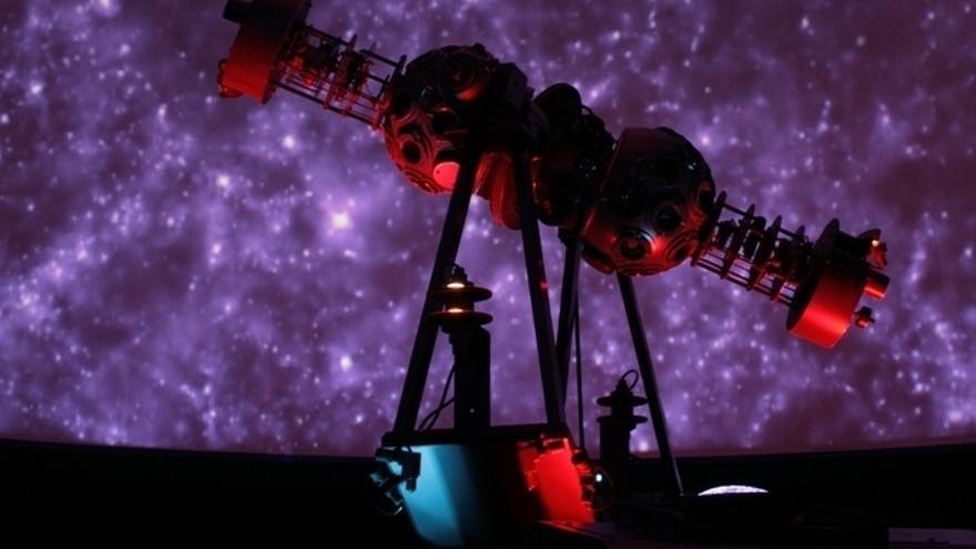 Planetario del Museo de la Ciencia y el Cosmos de La Laguna. MUSEOS DE TENERIFE
