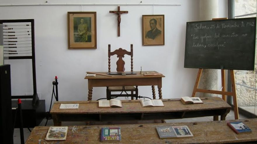 La Iglesia y la escuela