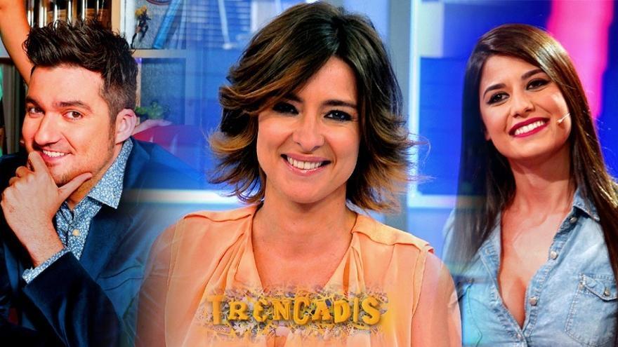 Los 6 primeros fichajes de Sandra Barneda para su 'Trencadís' de 8TV