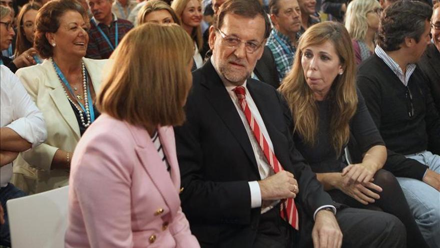 """Rajoy defiende su """"moderación y sentido común"""" frente a demagogia y populismo"""