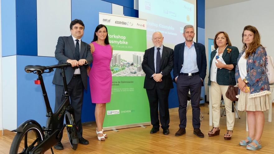 Santander se convertirá en banco de pruebas del proyecto piloto de un sistema antirrobo para bicicletas